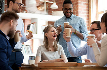 8 Ways to Satisfy Call Center Employees' Hunger for Better Dining Options