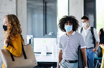 Survey: Employees Feel Safer with Aramark