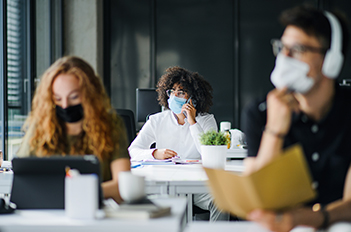 Mid-COVID-19 Workplace Macrotrends: Study Reveals Employees' 5 Strongest Desires