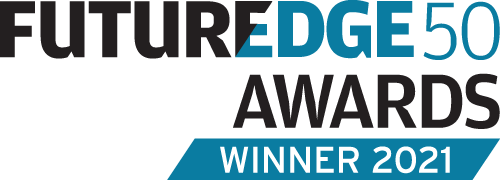FutureEdge 50 Awards Winner 2021 logo