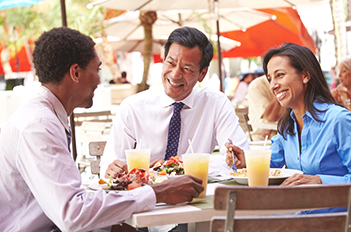 How Business Dining Influences Recruitment And Retention Of Today's Top Talent