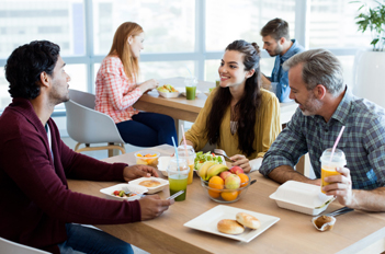 Why Choose Aramark for Business Dining Services